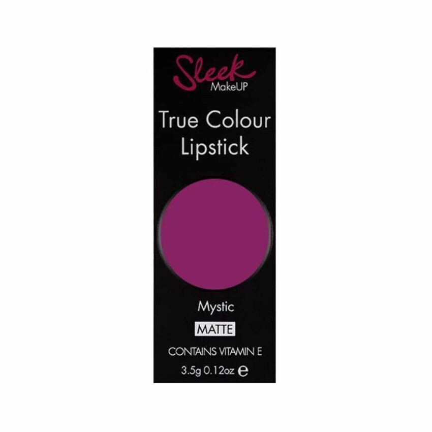 Sleek True Colour Lipstick Mystic